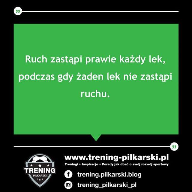 Zapraszamy na naszego bloga wwwtreningpilkarskipl cytaty trening motywacja motywator pilkanoznahellip