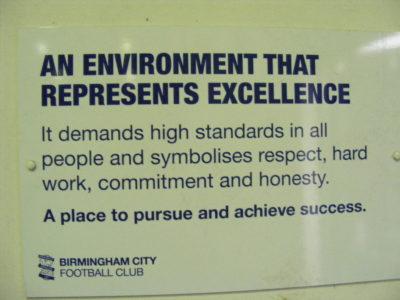 Staż trenerski w Anglii