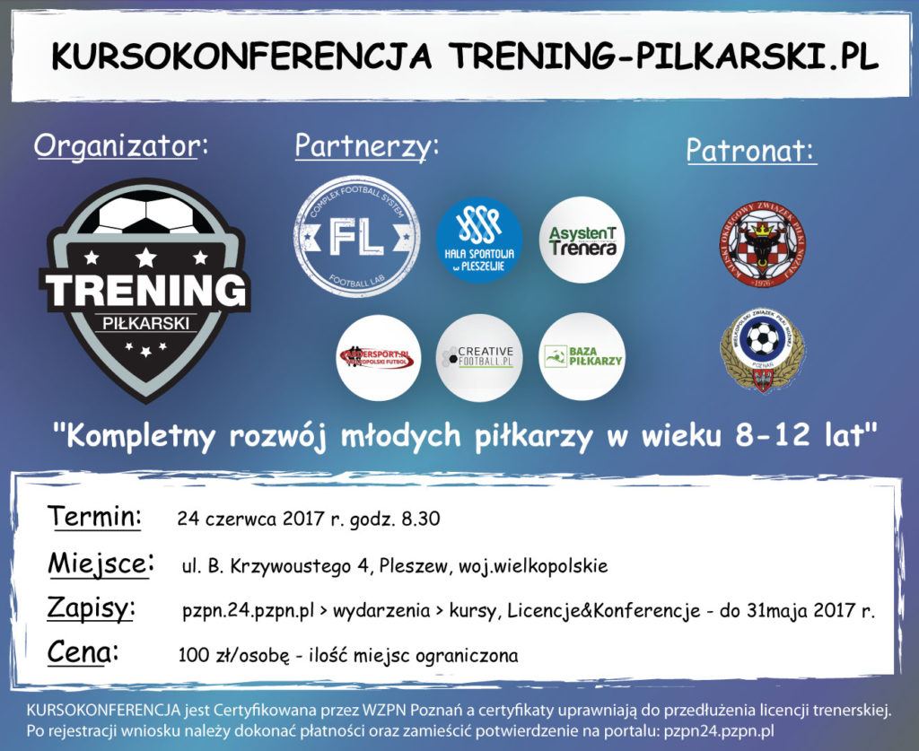 konferencja piłkarska