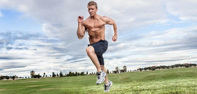 trening biegowy piłkarza