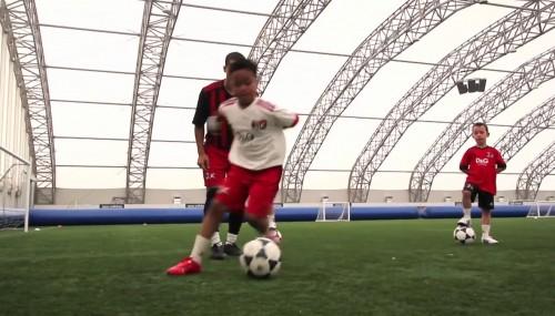 ćwiczenia piłkarskie jak wykonywać