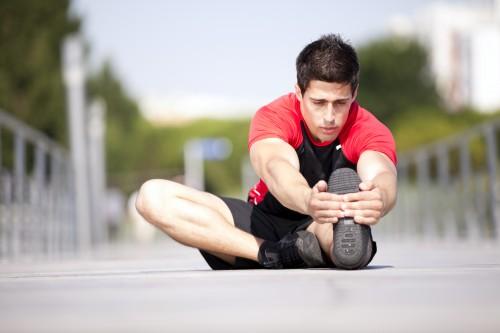 Zestaw ćwiczeń dla piłkarza w domu