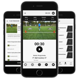 Aplikacja Pro Training
